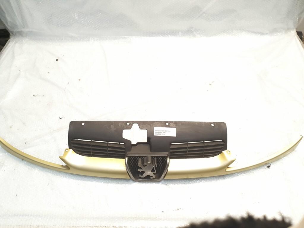 GrillPeugeot 206 SW 1.4 X-line ('02-'07)