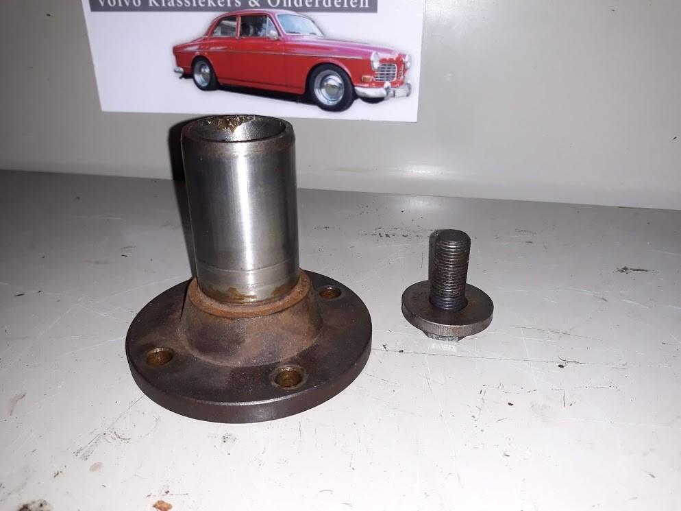 Aandrijfasflens Volvo bw35 versnellingsbak 142 144 145 164
