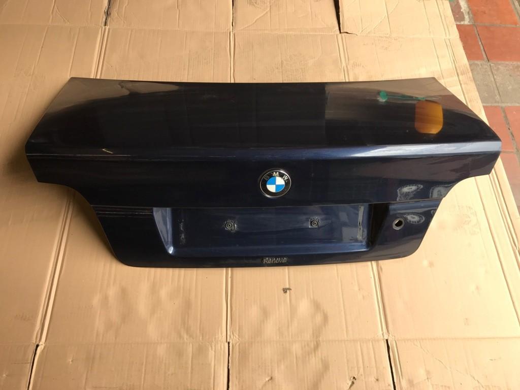Kofferbakklep orientblauw BMW 5-serie E39 41628167801