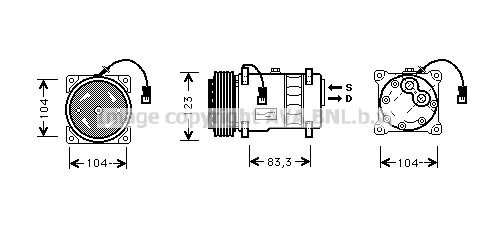 Compressor6453P5