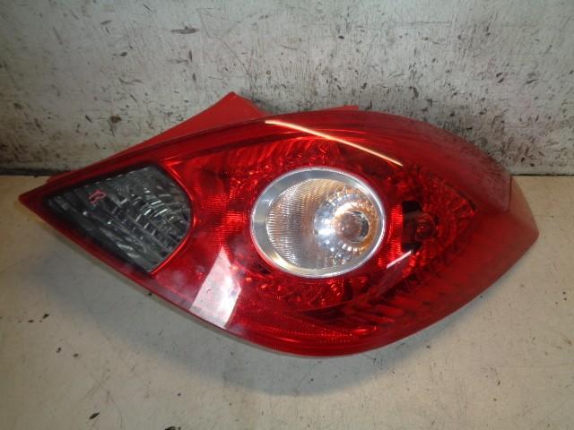 Achterlicht rechts Opel Corsa D  ('06-'15) 93189091