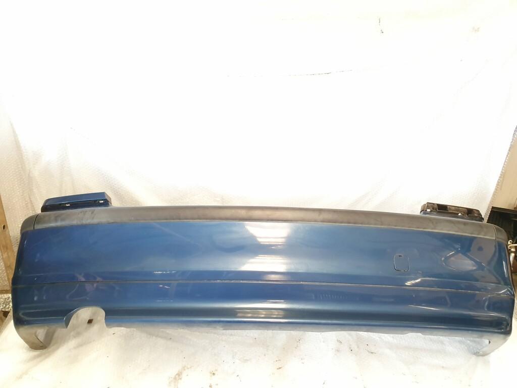 AchterbumperBMW 3-serie Compact E46 316ti ('01-'05)blauw topasblau metallic ( 364 ) hatchback