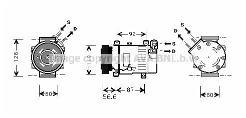 Compressor6453NK