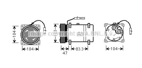 Compressor6453Q2