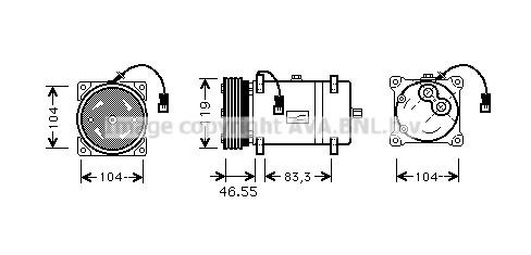 Compressor6453FE