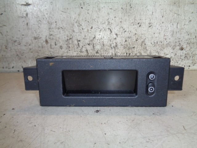 Multifunctionele display Opel Corsa D 1.4-16V Cosmo ('06-'15) 13209460