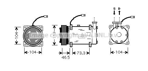 Compressor6453CN