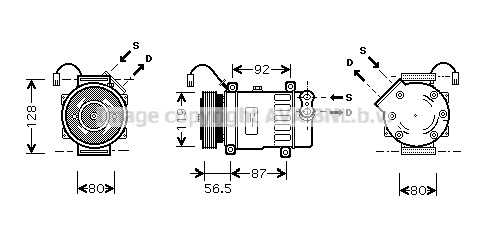 Compressor6453EN
