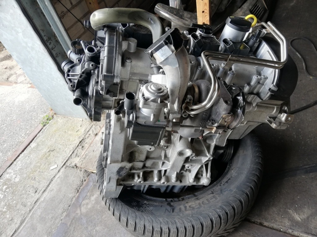 Motororigineel cjz 1.2 tsiVolkswagen Golf VII ,38000 km
