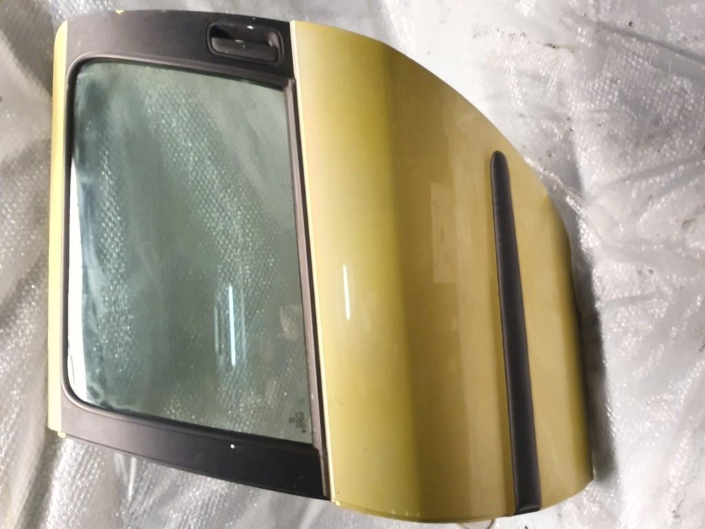 Achterdeur linksPeugeot 206 SW 1.4 X-line ('02-'07) geel