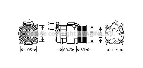 Compressor6453NH
