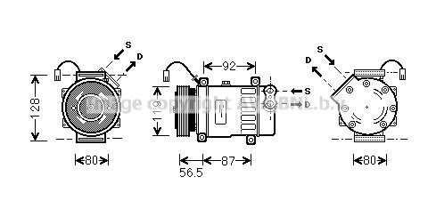 Compressor6453CL