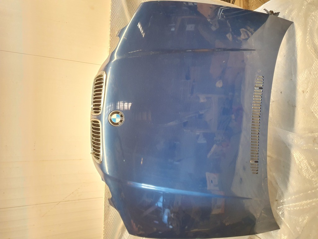 MotorkapBMW 3-serie ('01-'05) topasblau metallic (364)