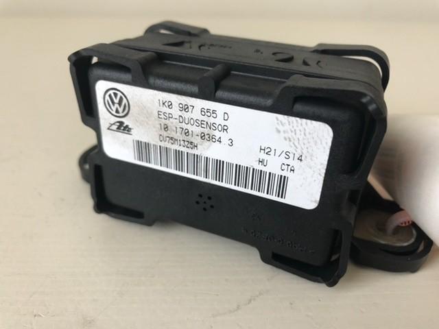 ESP-sensor 1K0907655D Ate Audi A3 8P Ambiente 2006 gebruikt