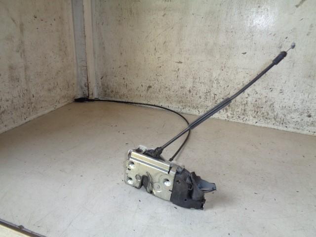 Portierslot linksvoor 3-deurs Renault Twingo II 1.2 16V Authentique ('07-'14) 8200384978