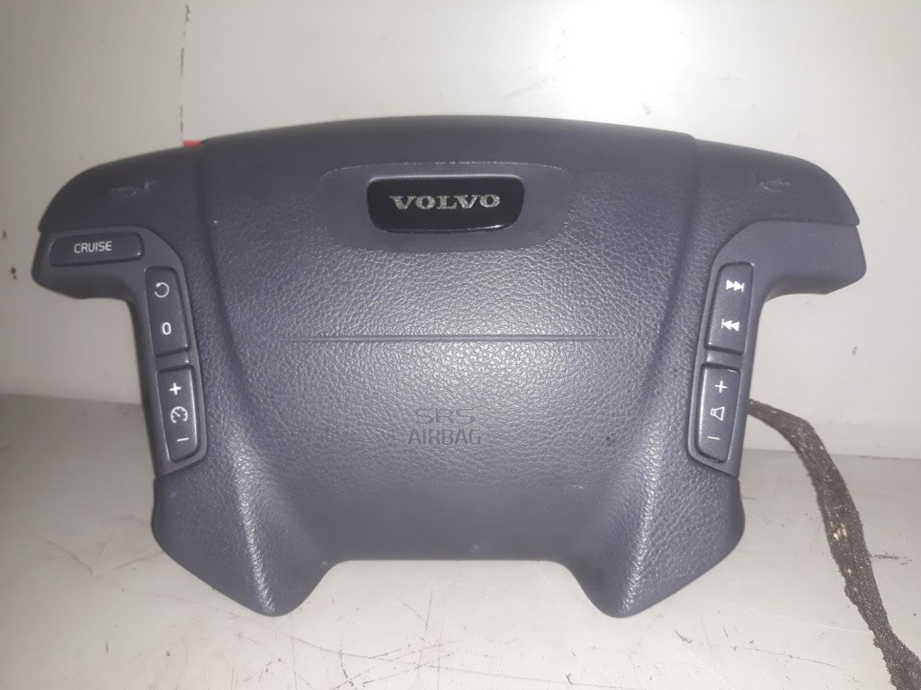 Stuurairbag Volvo V70 II 2.4 D5 ('00-'08)8626843 9141898