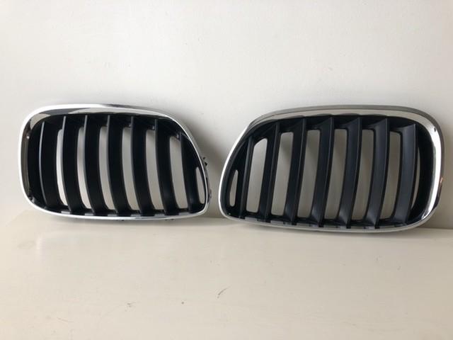Grillenieren BMW X5 (E53) origineel 51137124815 n.o.s.