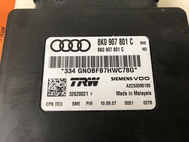 Handremmodule 8K0907801C Audi A5 Coupé B8 2007 gebruikt