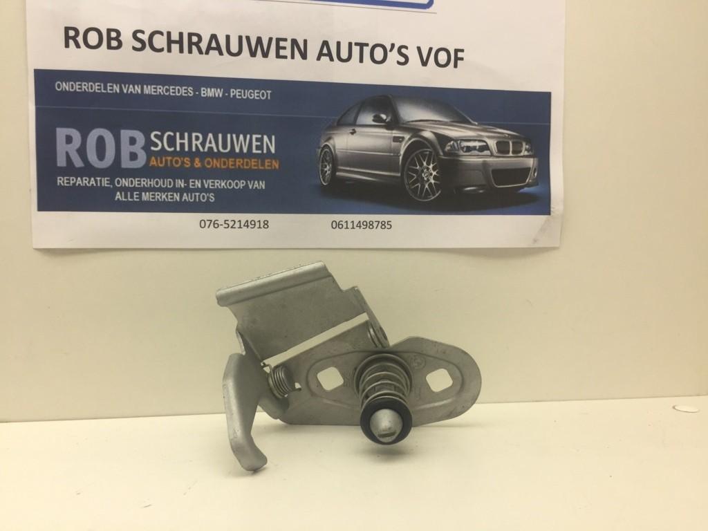 Motorkapslot origineel BMW 3-serie E36 ('91-'98) 51238130865