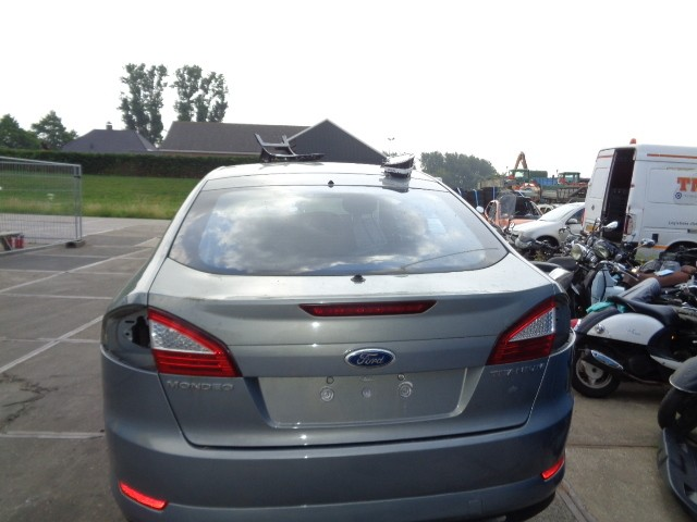 Achterklep grijs violet grey t6 Ford Mondeo  ('07-'14)