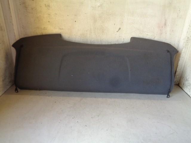 Hoedenplank grijs Volkswagen Fox ('05-'11) 5Z0867769A