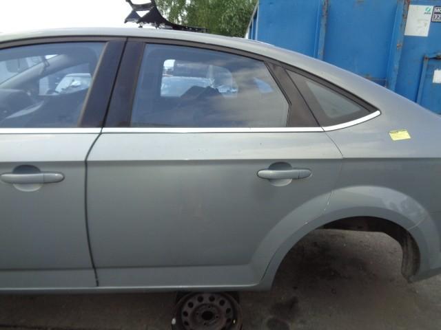Portier LA violet grey grijs 4-deurs Ford Mondeo 07-'14
