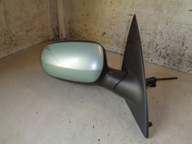 Buitenspiegel rechts groen spacegruen Opel Corsa C 1.7-16V Di Comfort ('00-'06) 24420988