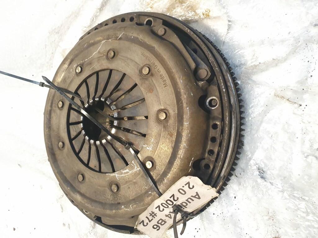 2 massa vliegwielAudi A4 B6 2.0 Exclusive ('01-'04)