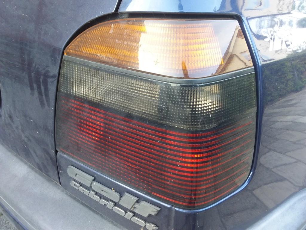 Volkswagen Golf 3 Cabrio  III 1.6 ('93-'00)achterlicht R