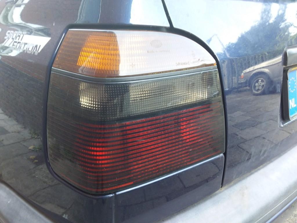 Achterlicht linksVolkswagen Golf 3 Cabrio III 1.6 ('93-'00)