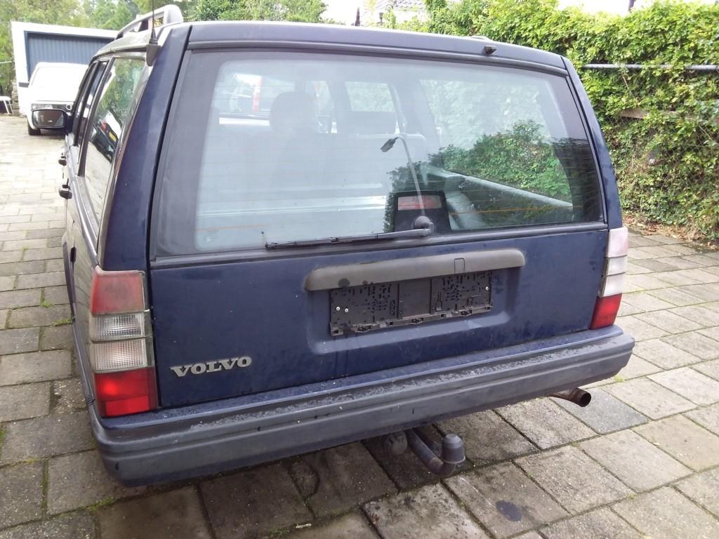 Kofferklep blauw 604-23Volvo 940 Estate onderdelen