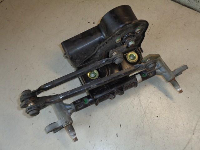 Ruitenwissermotor voor Volkswagen Fox 1.2 Trendline ('05-'11) 5Z0955119C
