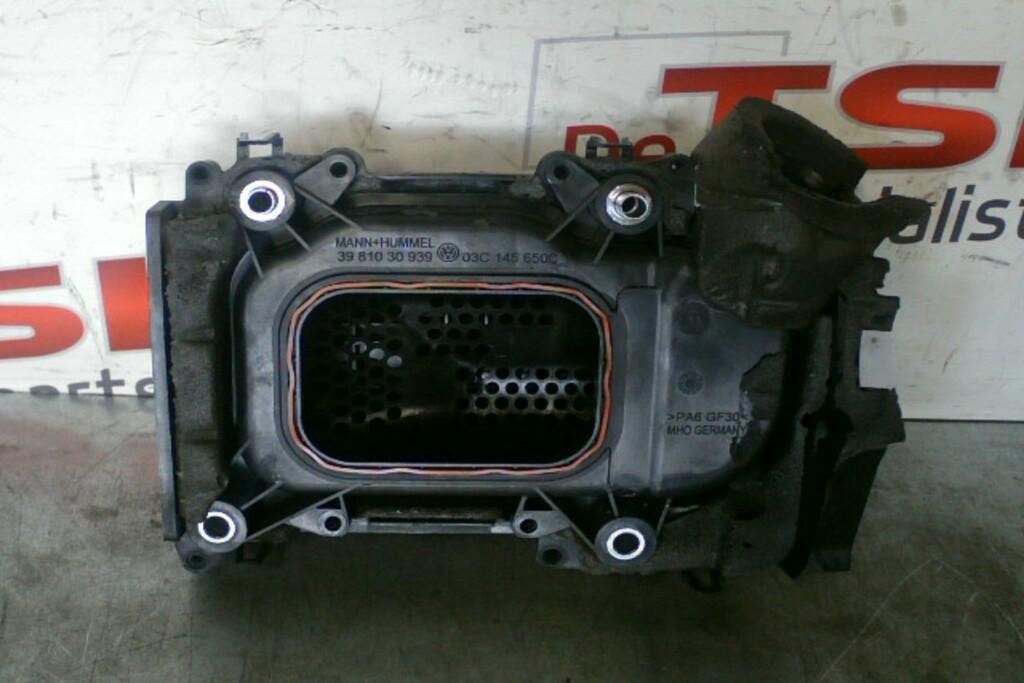 Demping Compressor 03C103502K 1.4TSI CAV BMY BLG CTH