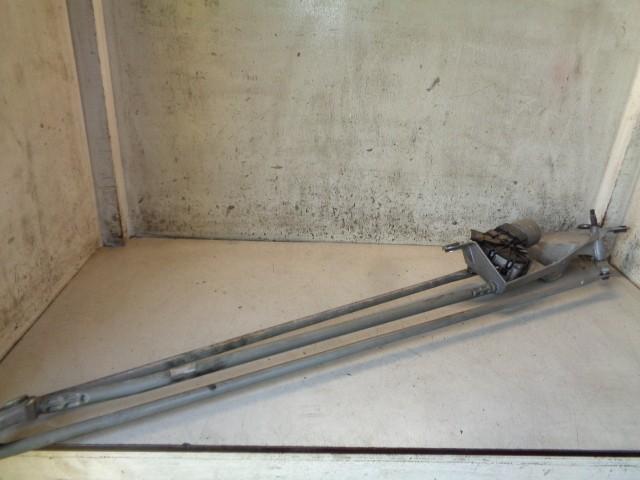 Ruitenwissermotor voor Renault Modus 1.5 dCi Expression Luxe ('04-'12) 0390241777
