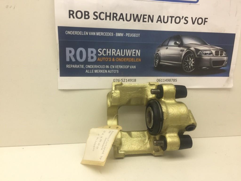 Remklauw linksachter BMW 2.5 / 2.8 / 3.0 E3 ('74-'78) 211529