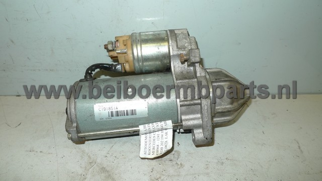Startmotor Mercedes 202/203/210/211/638 CDI