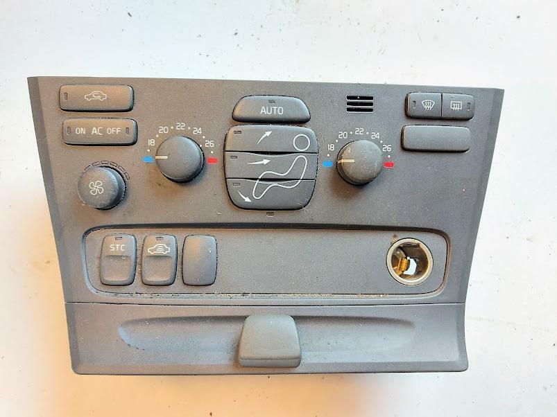 Bedieningspaneel kachelVolvo V70 II 2.4 T ('00-'08)9452368