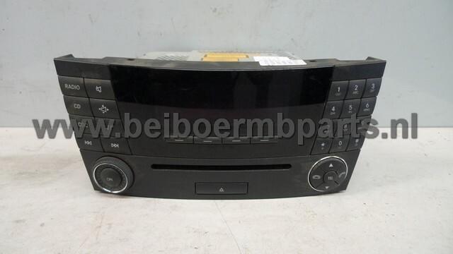 Radio Mercedes 211 audio 20 CD elegance/avantgarde