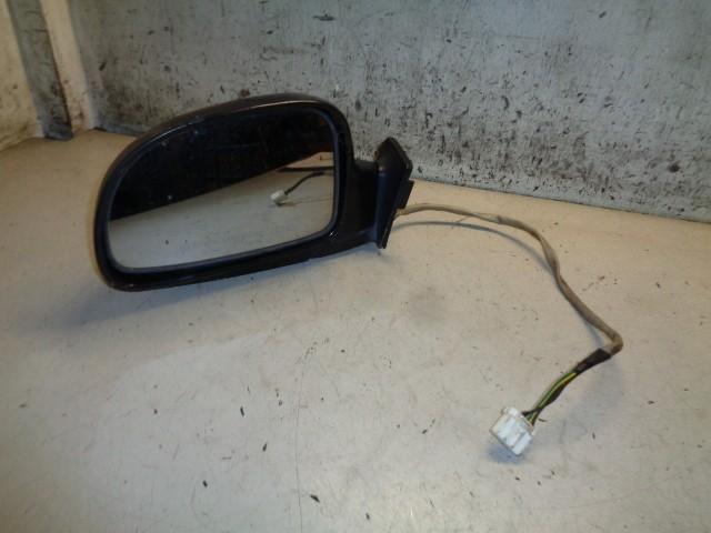 Buitenspiegel links zwart pearl black Daewoo Tacuma 2.0 Class ('00-'04)