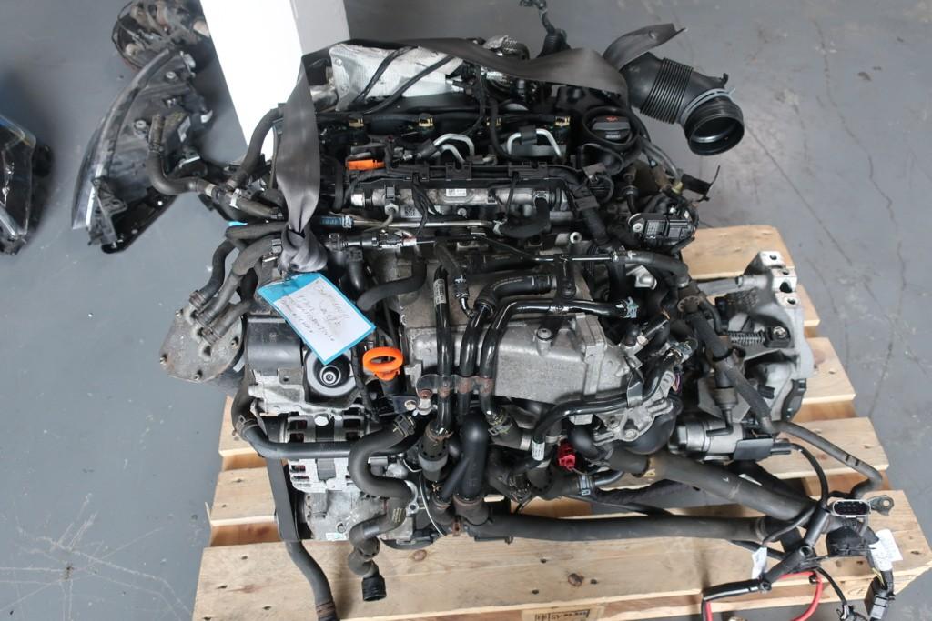 Motor MotorcodeCLHSeat Leon 5F 1.6 TDI