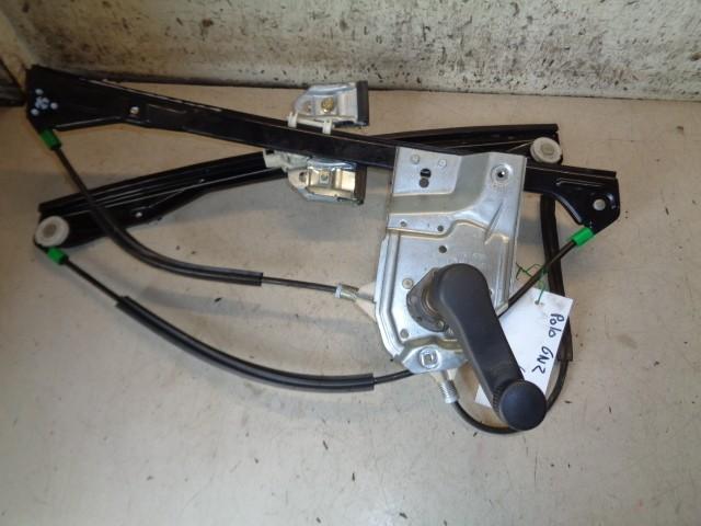 Raammechaniek 5-deurs Volkswagen Polo 6N2 1.4-16V Highline ('99-'02) 6N4837402G