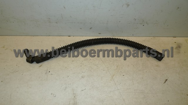 Automaatbakleiding Mercedes flexibele slang 40cm met haakse bocht