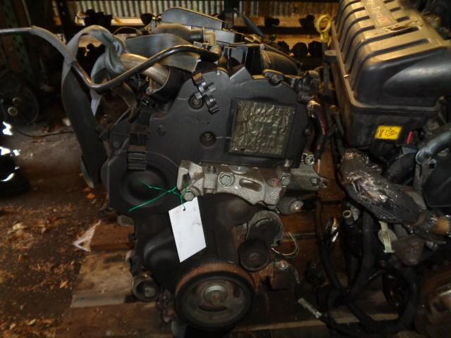 Motorblok 8hx (dv4td) Peugeot 206 SW 1.4 HDi Air-line ('02-'07) 8HX