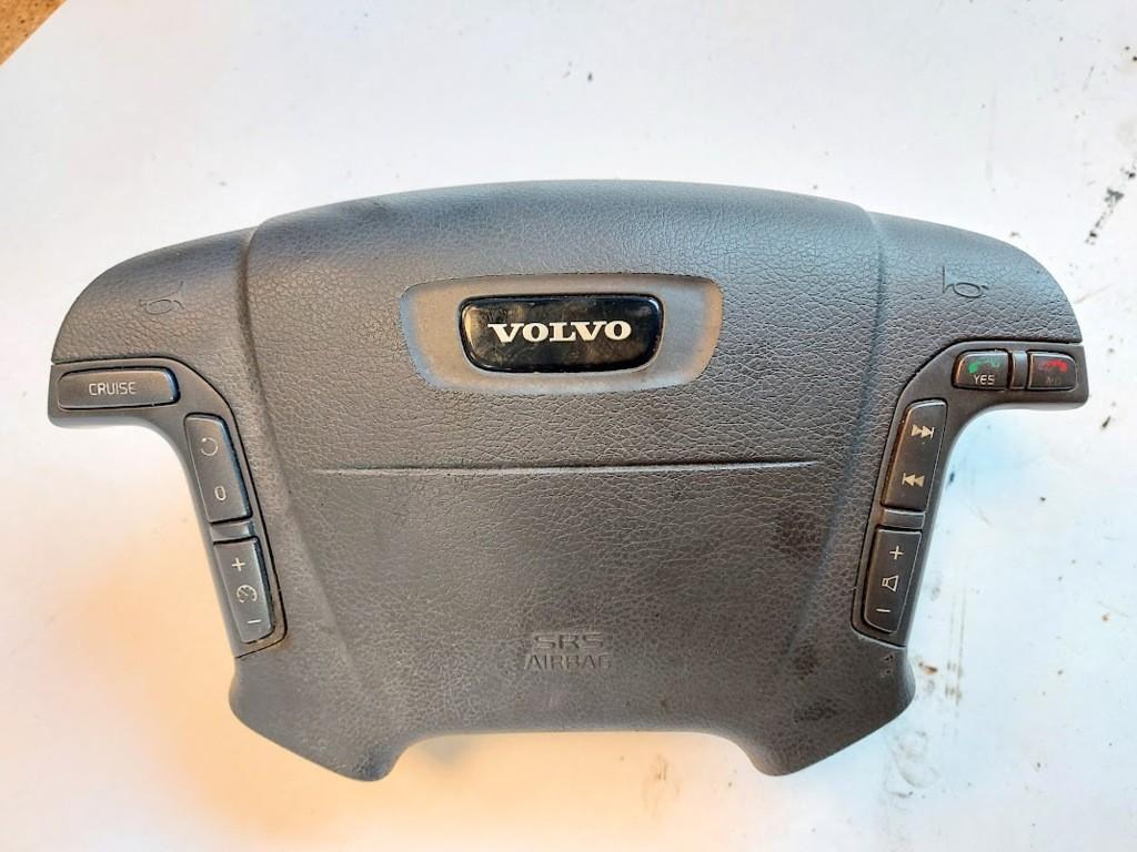 Airbag stuurVolvo V70 II 2.4 T 8638255 9141887 9141894