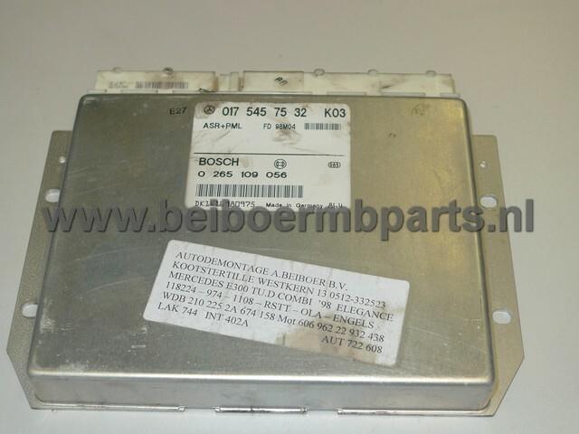 ASR+PML module Mercedes