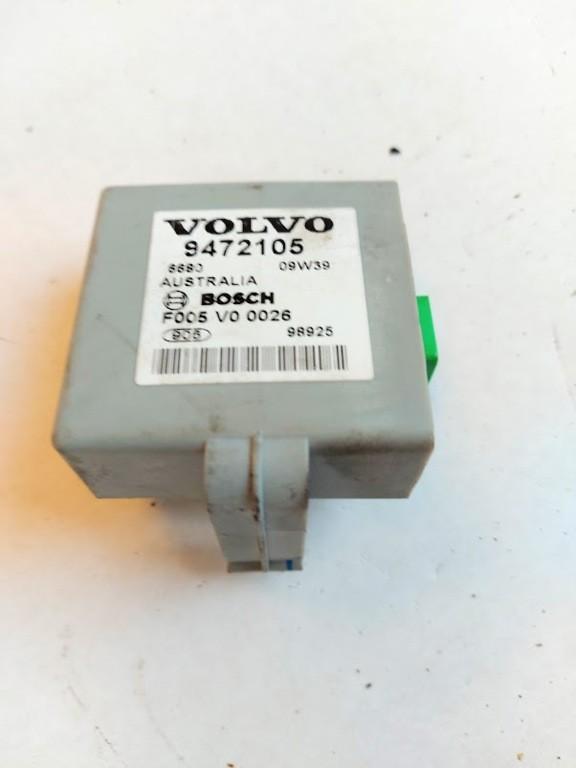 AlarminstallatieVolvo V70 II 2.4 T ('00-'08)9472105