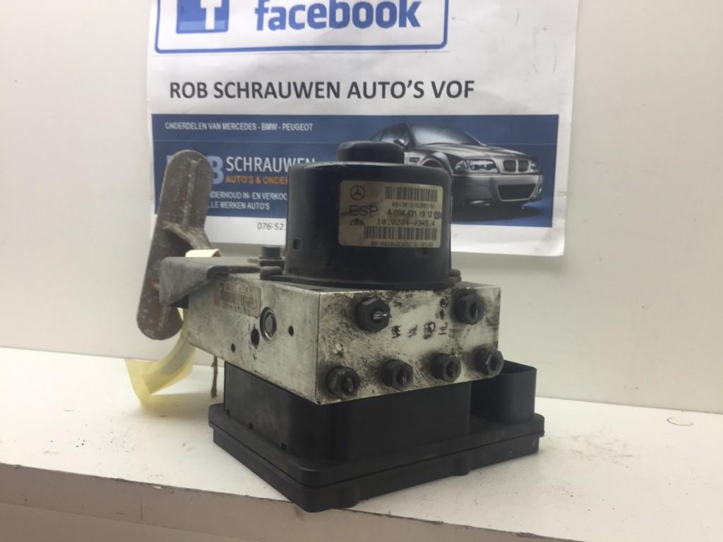 ABS pomp origineel mercedes A0044311912