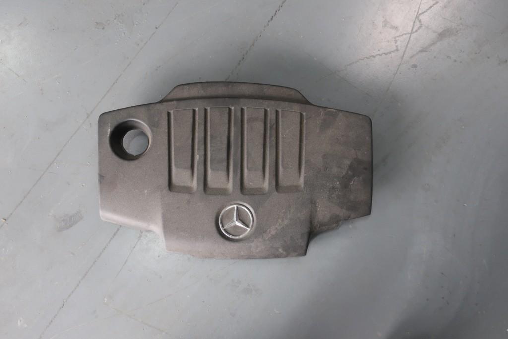 Afdekplaat motor654920Mercedes A-klasse W177A6540109006