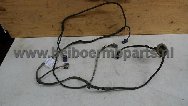 Achterbumper Mercedes 164 Bedrading pts in achterbumper Mercedes 164