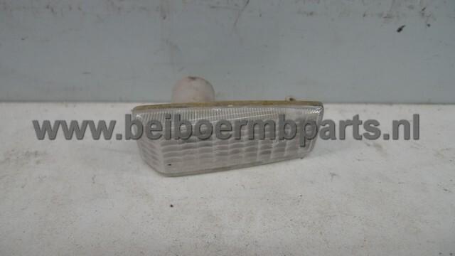Zijknipperlicht Mercedes 202/129/140 o.t. wit